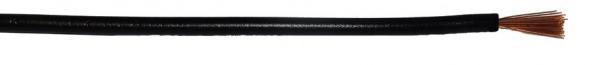 H07V-K 10,0mm² Schwarz
