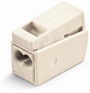 WAGO 224-112 2-fach 0,5-2,5mm²