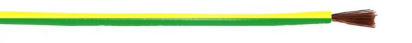 H07V-K 1,5mm² Gelb-Grün