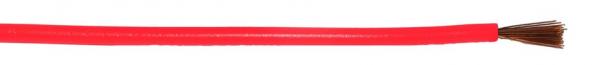 H05V-K 1,0mm² Rot